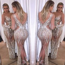khloe kardashian sheer angel ball dress belfie ftr